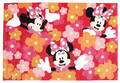 Tapis Minnie Mouse Secret Garden RVD5863