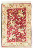 Qum silk signed: Qum Sharifi carpet VXZZI9