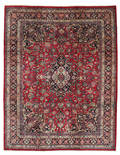 Maschad signatur: Makhmabaf Teppich ABY340