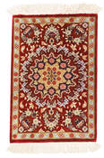 Qum silk carpet RZZZO19