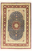 Qum silk carpet XVZI38