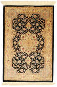 Qum silk carpet XVZI66